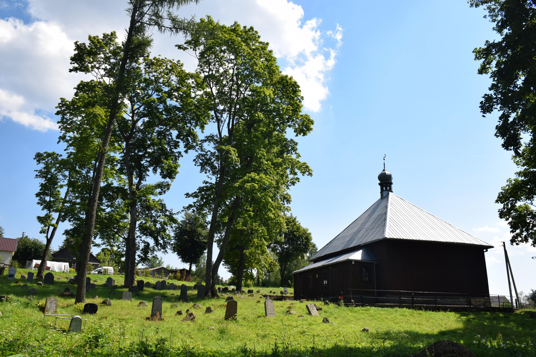 Keturiasdesimt Totoriu mosque and cemetery.JPG