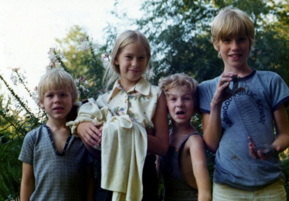 CHILDHOOD Laima second from right (3)