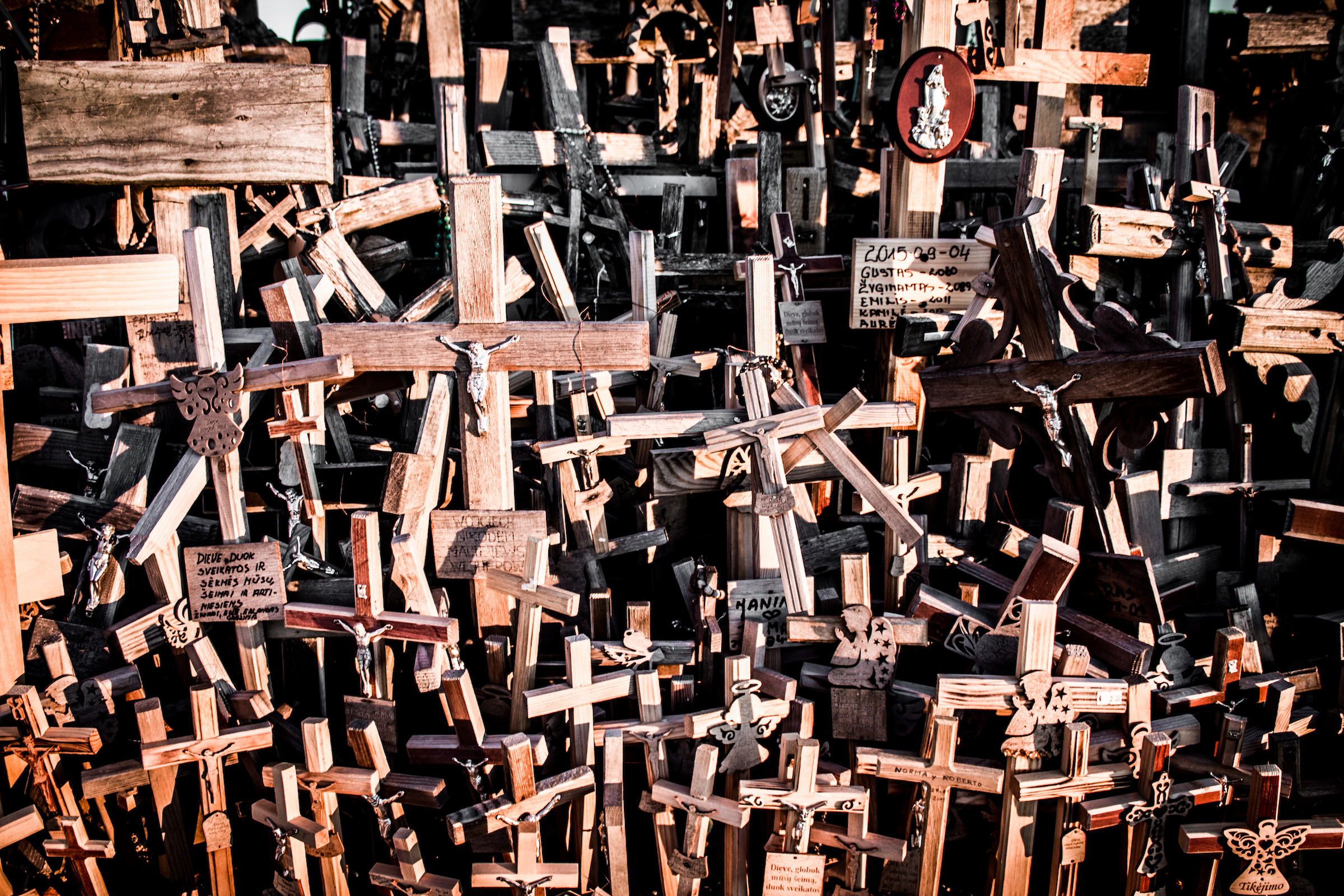 Hill of Crosses-3