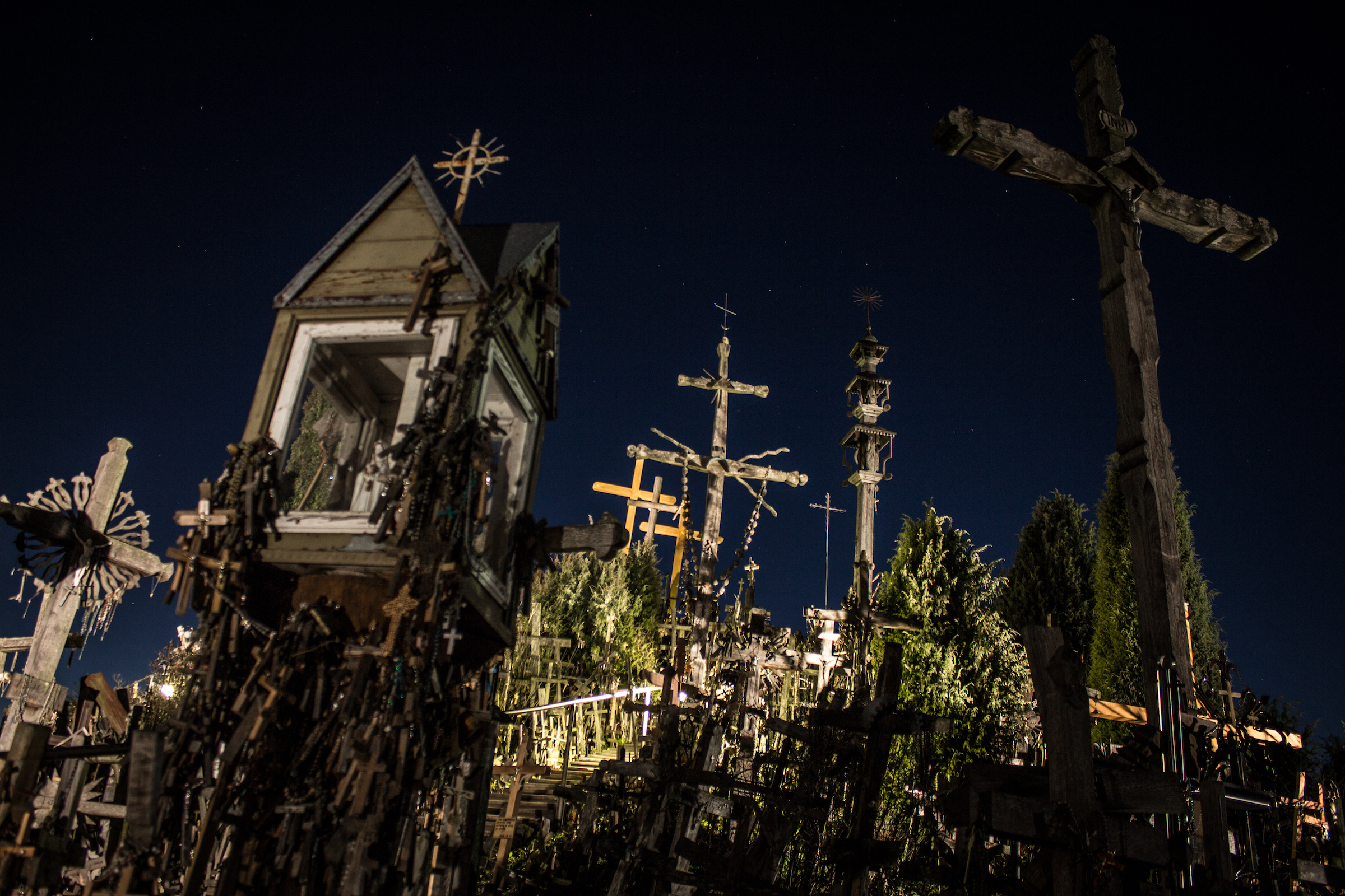 Hill of Crosses-31