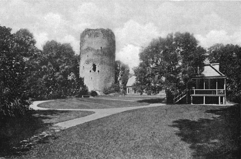 Ruine-Treyden