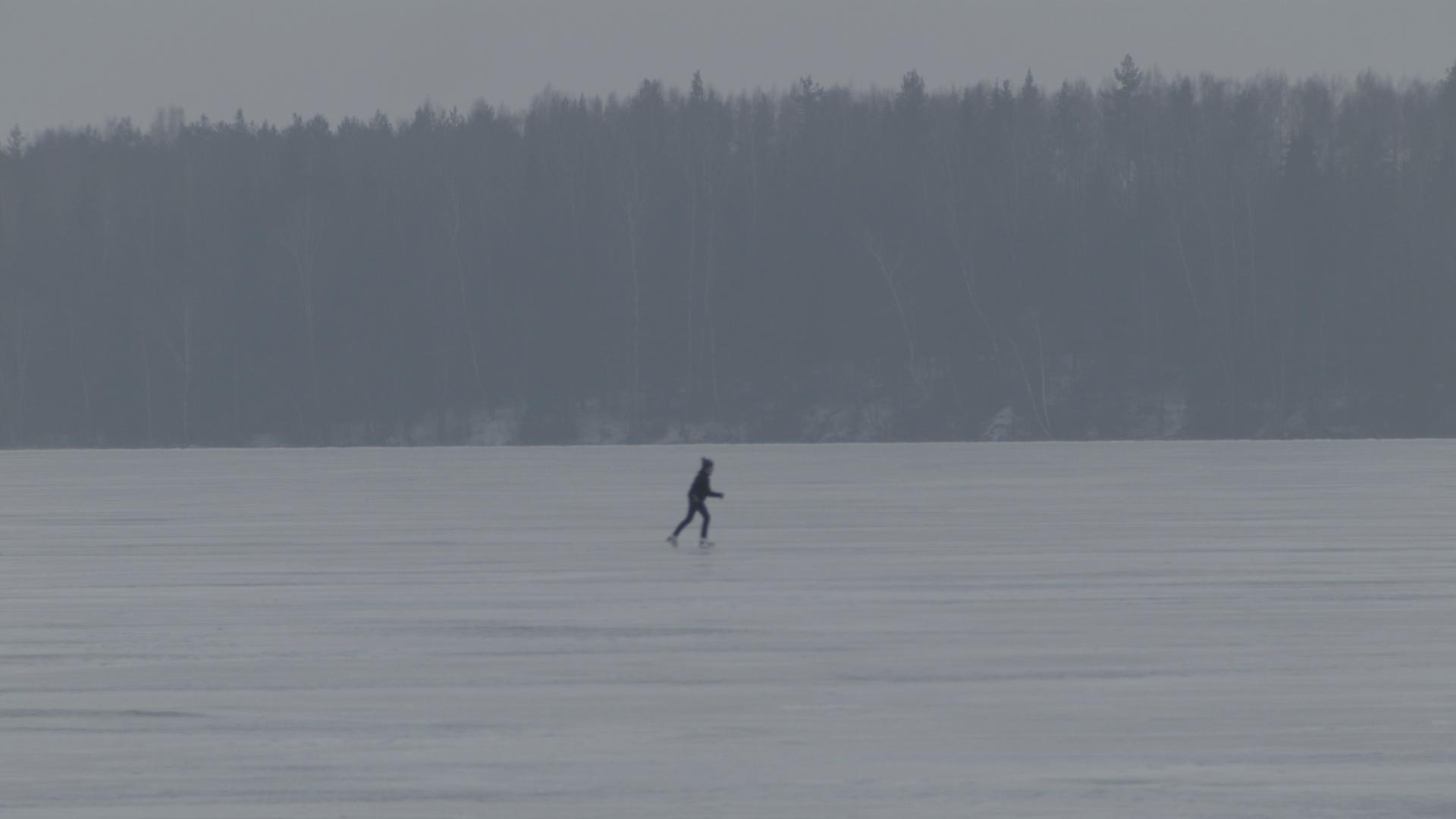 lake-winter