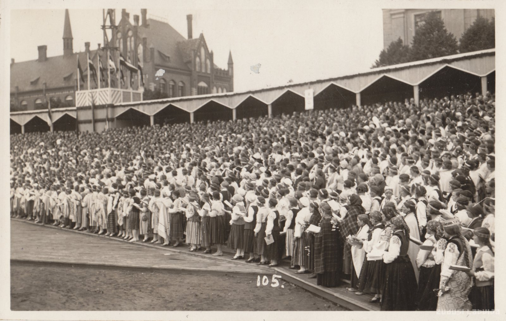 1931_7th song festival_from National Library Archive