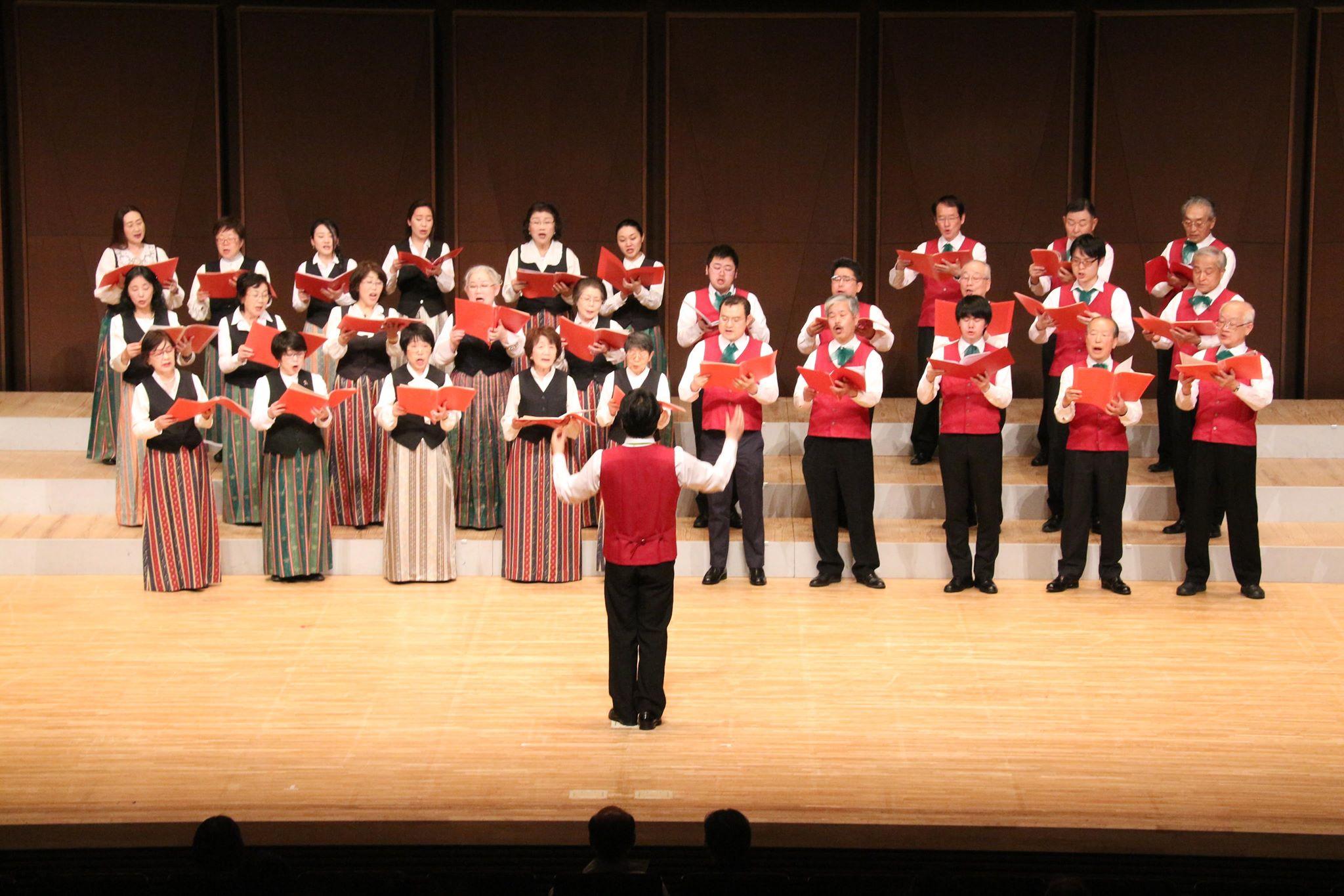 Gaismas Choir Japan